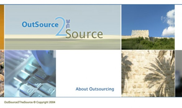 Outsource to the Source