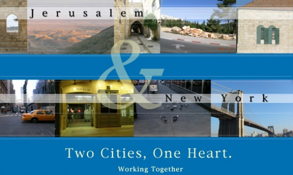 Two Cities, One Heart